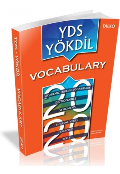 Dilko YDS Yökdil Vocabulary
