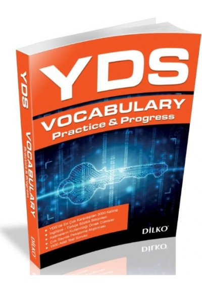 Dilko YDS Vocabulary Practice Progress
