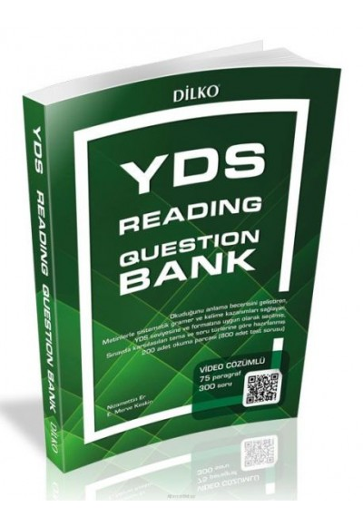 Dilko YDS Reading Question Bank