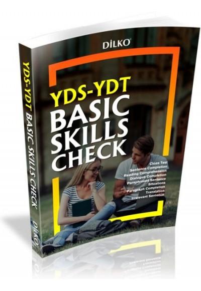 Dilko YDS YDT Basic Skills Check