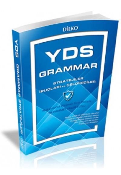 Dilko YDS Grammar Stratejiler İpuçları Ve Çeldiriciler