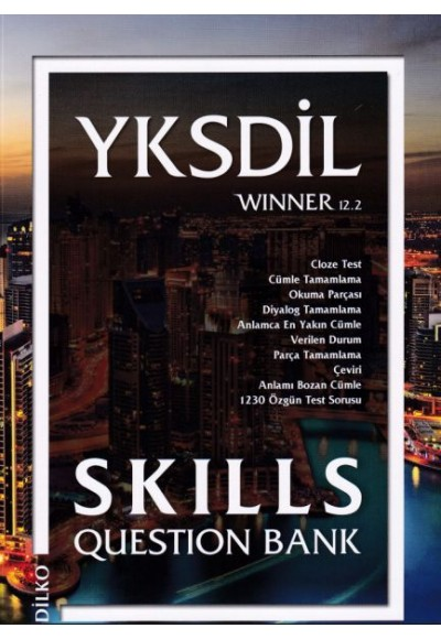 Dilko YKSDİL Winner 12.2 Skills Question Bank