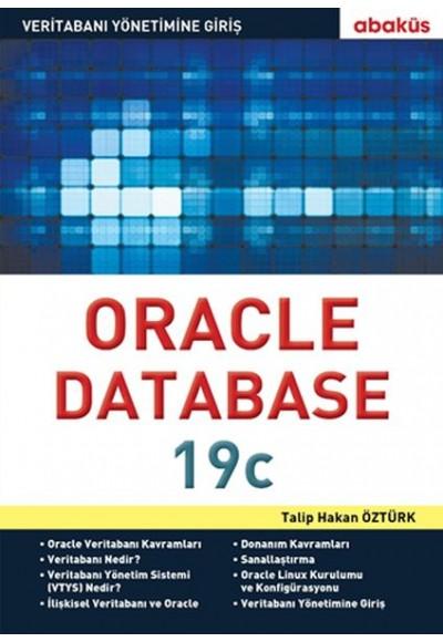 Yeni Başlayanlar için Oracle Database 19c