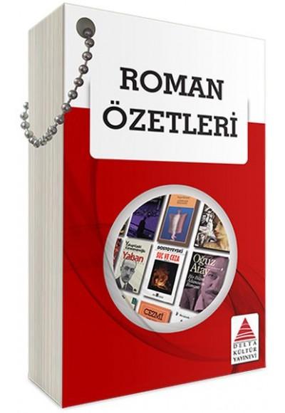 Roman Özetleri Kartları