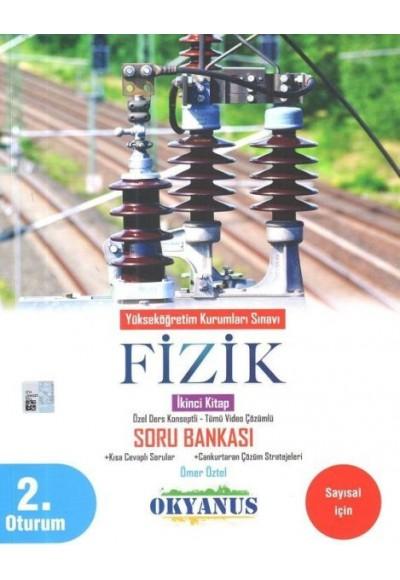 Okyanus YKS Fizik Soru Bankası 2..Kitap