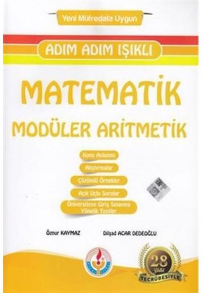 Bilal Işıklı Matematik Modüler Aritmetik Adım Adım Işıklı Yeni