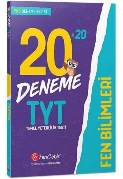 FenCebir YKS TYT Fen Bilimleri 20x20 Deneme Yeni