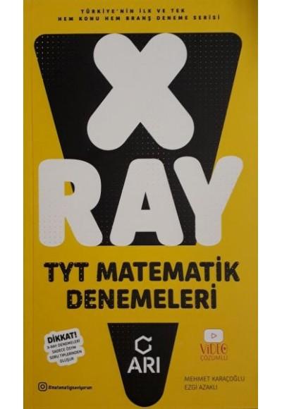 ARI X Ray TYT Matematik Denemeleri
