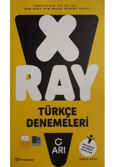 ARI X Ray Türkçe Denemeleri