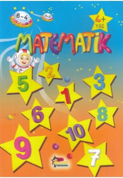 İlk Akademi Matematik 4 Yaş