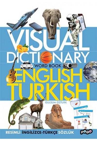 Visual Dictionary Word Book English Turkish