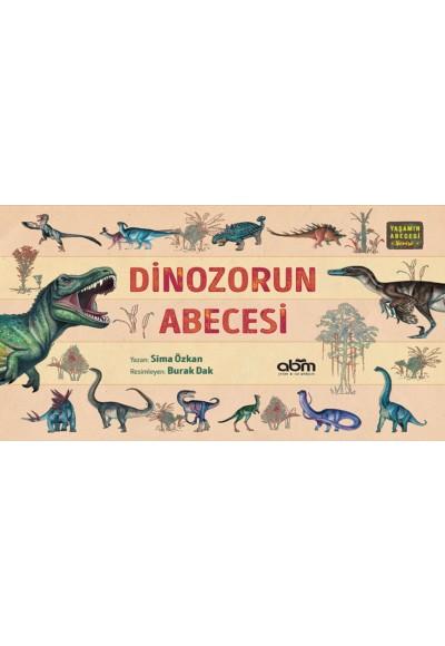 Yaşamın Abecesi Serisi Dinozorun Abecesi Ciltli