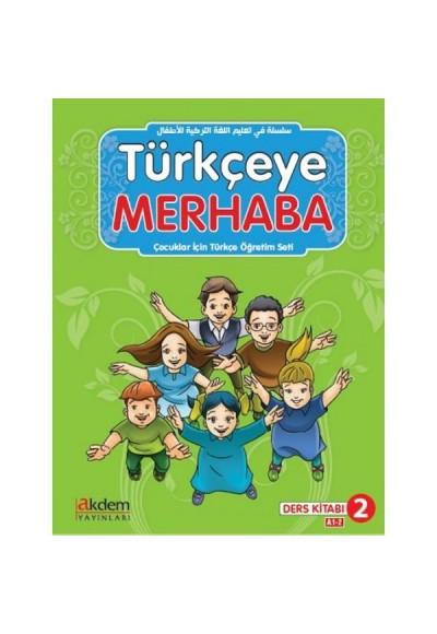 Türkçeye Merhaba A 1 2 Ders Kitabı Çalışma Kitabı Ders Kitabı 2