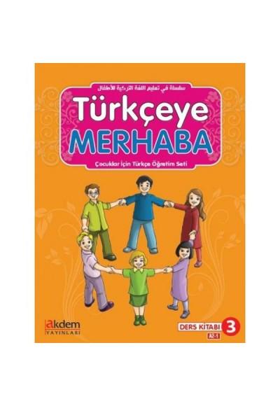 Türkçeye Merhaba A2 1 Ders Kitabı Çalışma Kitabı Ders Kitabı 3