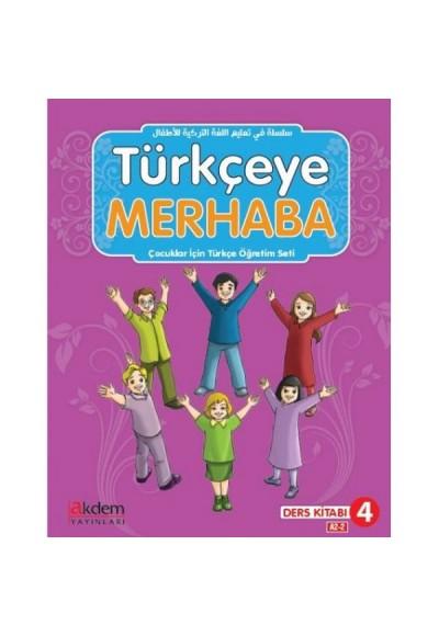 Türkçeye Merhaba A2 2 Ders Kitabı Çalışma Kitabı Ders Kitabı 4