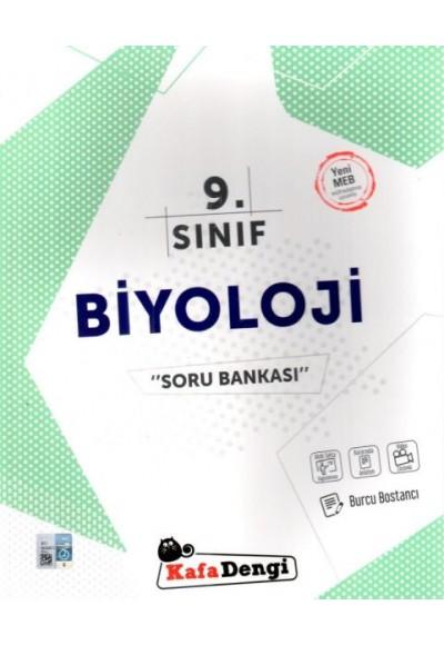 Kafa Dengi Yayınları 9. Sınıf Biyoloji Soru Bankası (Yeni)