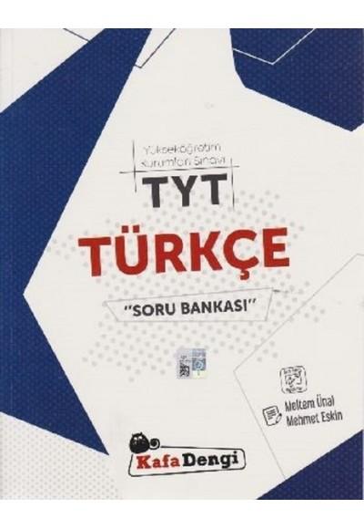 Kafa Dengi TYT Türkçe Soru Bankası (Yeni)