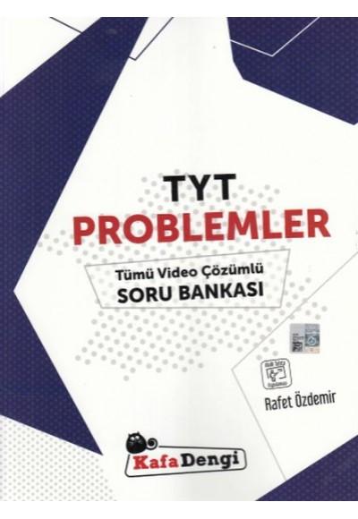 Kafa Dengi TYT Problemler Tamamı Video Çözümlü Soru Bankası (Yeni)