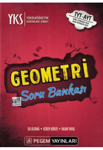 Pegem YKS Geometri Soru Bankası Yeni