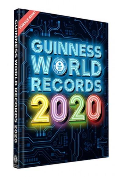 Guinness World Records 2020 Türkçe Guinness Dünya Rekorları Ciltli