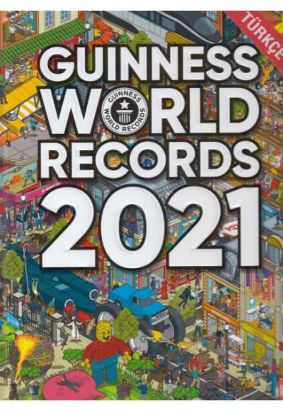 Guinness Dünya Rekorlar Kitabı 2021 Türkçe