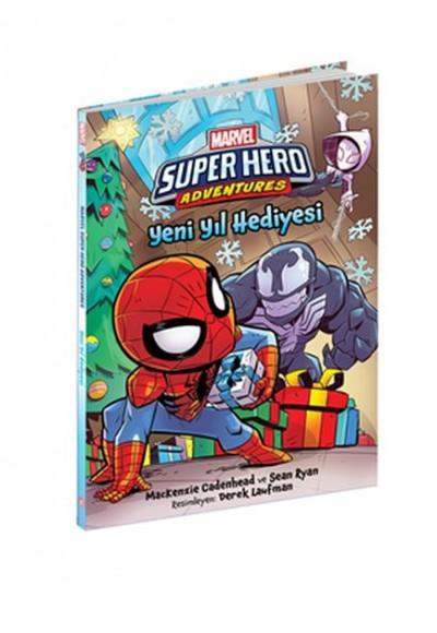 Yeni Yıl Hediyesi Marvel Super Hero Adventures