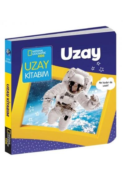Uzay Kitabım İlk Kitaplarım Serisi