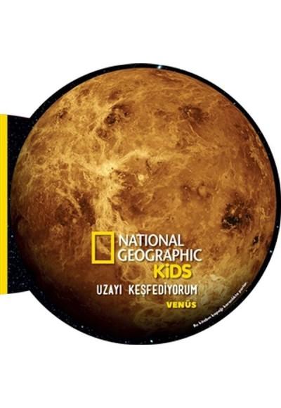 Venüs Uzayı Keşfediyorum National Geographic Kids
