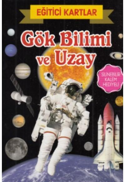 Eğitici Kartlar Gök Bilimi ve Uzay