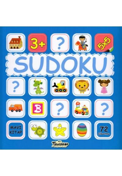 Sudoku 5X5 Mavi Kitap