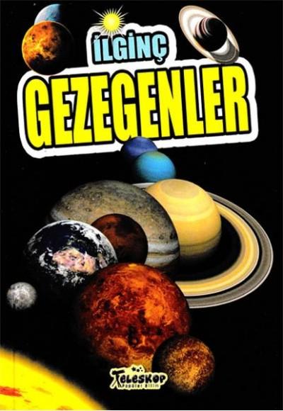 İlginç Gezegenler İlginç Bilgiler Serisi