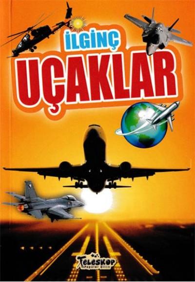 İlginç Uçaklar İlginç Bilgiler Serisi