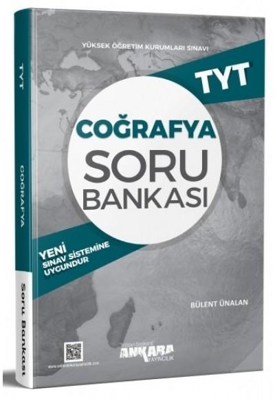 Ankara TYT Coğrafya Soru Bankası