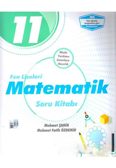 Palme 11. Sınıf Fen Liseleri Matematik Soru Kitabı (Yeni)