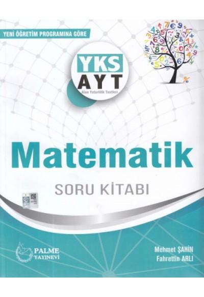 Palme YKS AYT Matematik Soru Kitabı Yeni