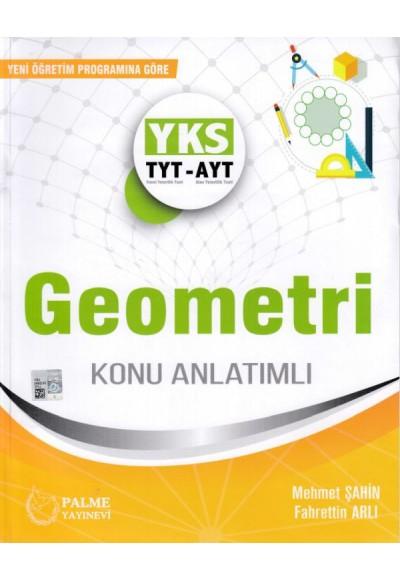 Palme TYT AYT Geometri Konu Anlatımlı Yeni