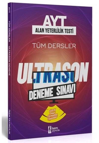 İsem 2021 YKS AYT ÖSYM Tarzı UltraSon Deneme Sınavı