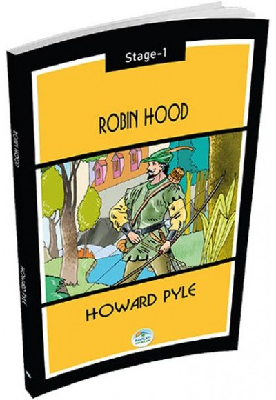 Robin Hood Howard Pyle Stage 1