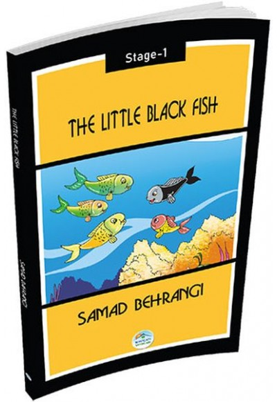 The Little Black Fish Samad Bahrangi Stage 1