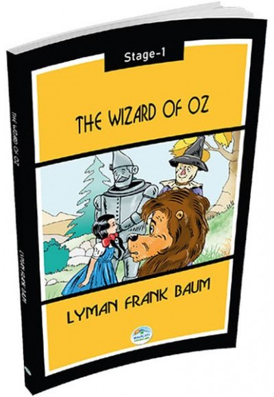 The Wizard of Oz Lyman Frank Baum Stage 1