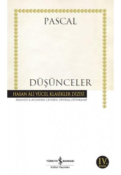 Düşünceler Hasan Ali Yücel Klasikleri