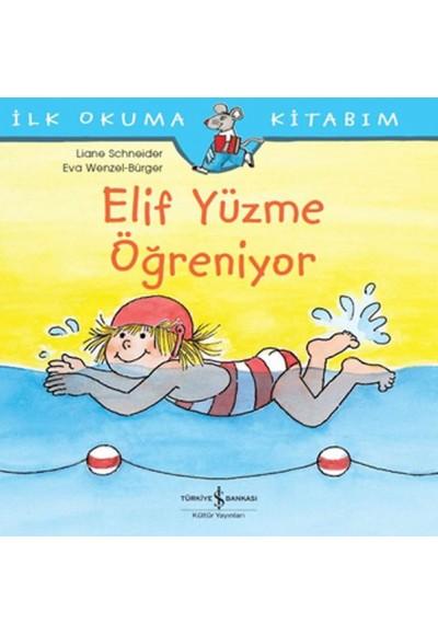 İlk Okuma Kitabım Elif Yüzme Öğreniyor