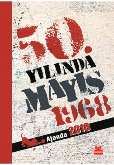 Kedili Ajanda 2018 50. Yılında Mayıs1968