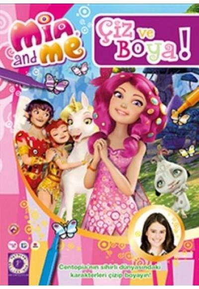 Mia and Me: Çiz ve Boya 2