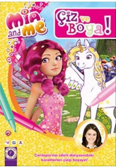 Mia and Me: Çiz ve Boya 1
