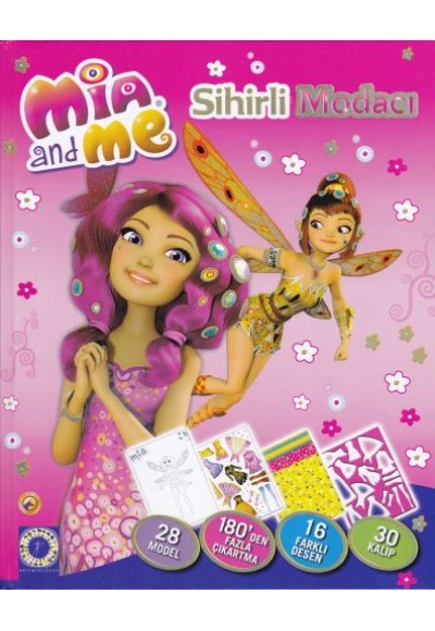 Mia and Me - Sihirli Modacı (Ciltli)