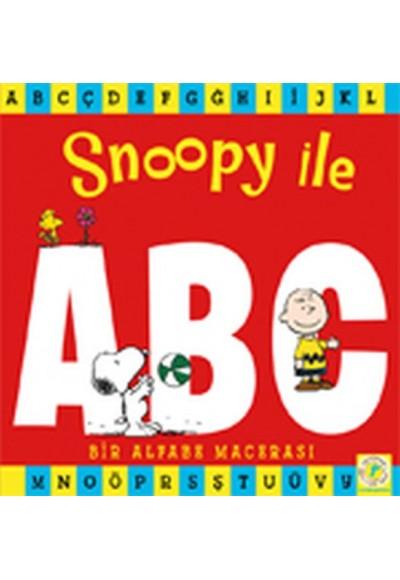 Snoopy ile ABC Bir Alfabe Macerası