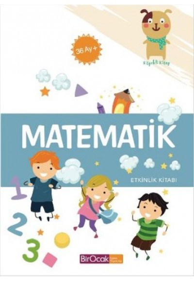 Matematik Etkinlik Kitabı 36 Ay