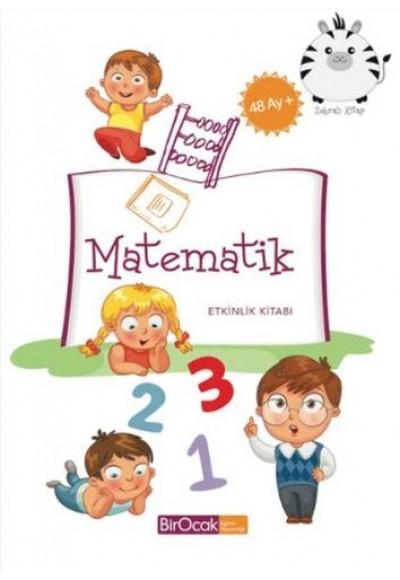 Matematik Etkinlik Kitabı 48 Ay