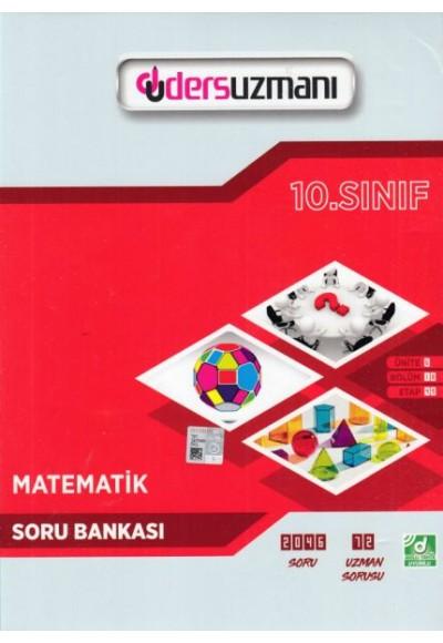 Ders Uzmanı 10. Sınıf Matematik Soru Bankası (Yeni)